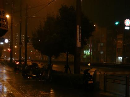 雨と傘とツイてない日07