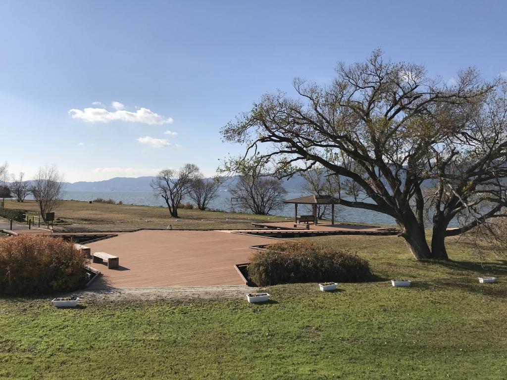 湖岸緑地(滋賀県)