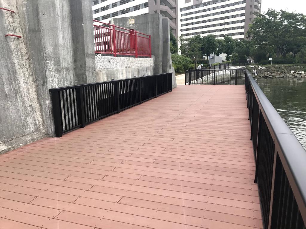 新左近川親水公園(東京都)