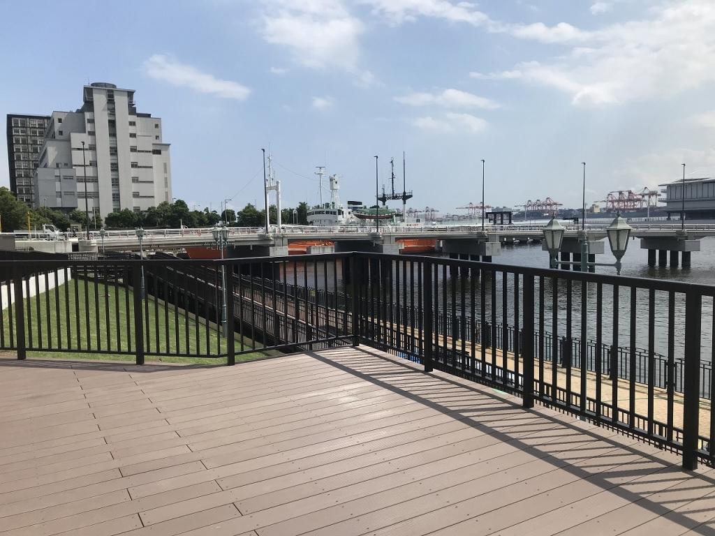 東八潮緑道公園(東京都)