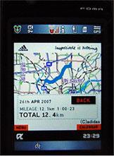adidas GPS RUN