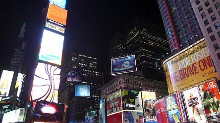 タイムズ・スクエア