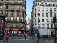 フランスの街並