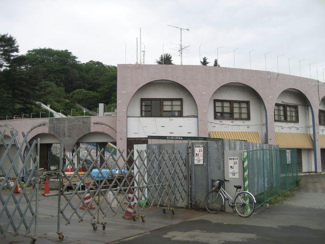 向ヶ丘遊園ショッピングモール跡地