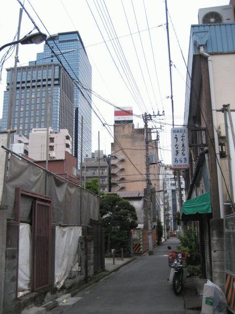 私的日本百景〜西新宿、「壷屋」跡地〜