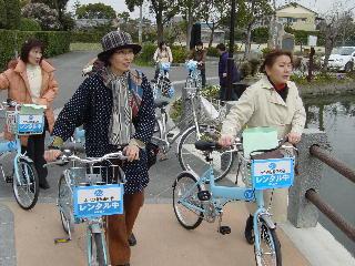 柳川での社会実験2006年2月