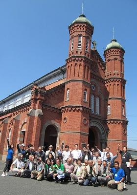 史跡巡りツアー、今村カトリック教会