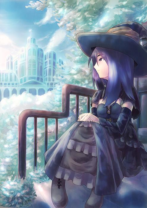 追憶の魔女