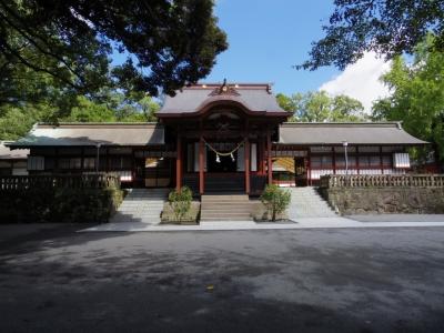 鹿児島神宮本殿