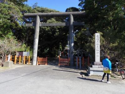息栖神社1