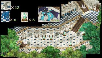 無限の塔6階ぷちマップ