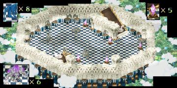 無限の塔7階ぷちマップ