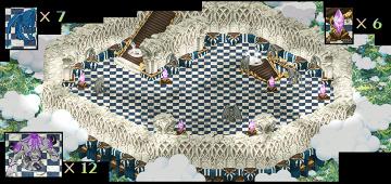 無限の塔8階ぷちマップ