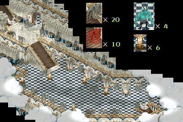 無限の塔10階ぷちマップ