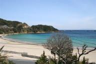 下田の宿からの景色