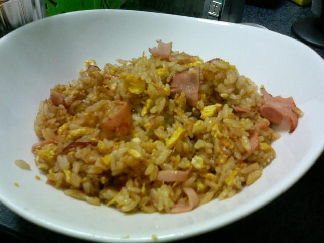 黄金炒飯1