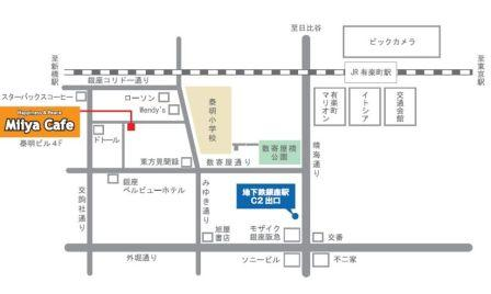 Miiya map
