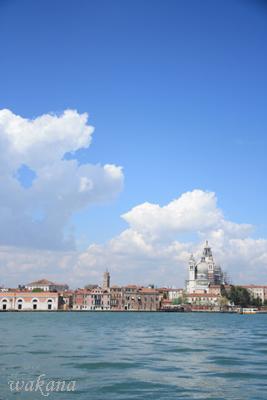 海とヴェネツィア