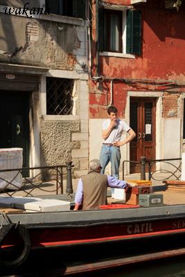 ヴェネツィアの働き者