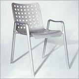 P.&W.Blattman Metallwarenfabrik Hans Coray(ハンス・コーレイ)/Landi Chair(ランディチェア)