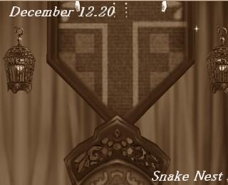 『Re:quiem』12.20...SnakeNest