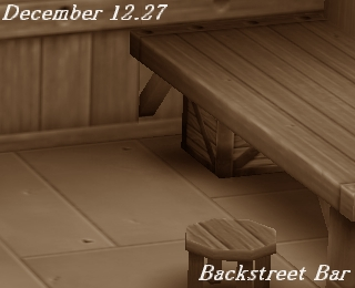 『Re:quiem』12.27...Backstreet Bar