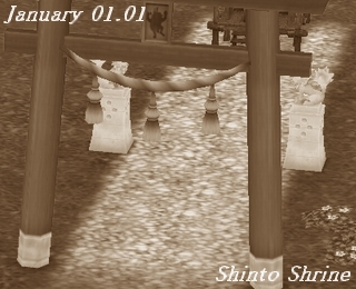 『Re:quiem』01.01...Shinto Shrine