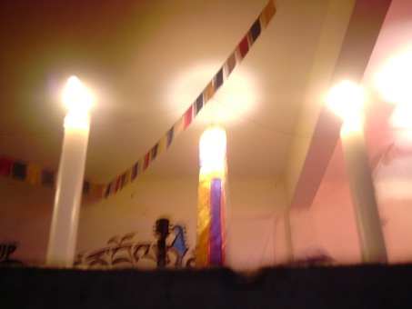 exile brothers show candle