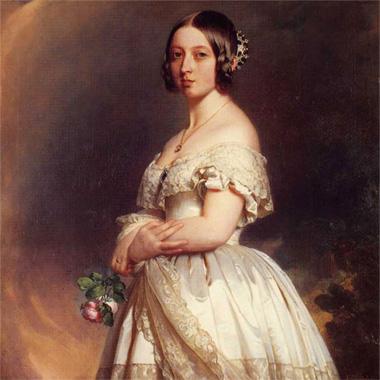 ヴィクトリア女王 オパール
