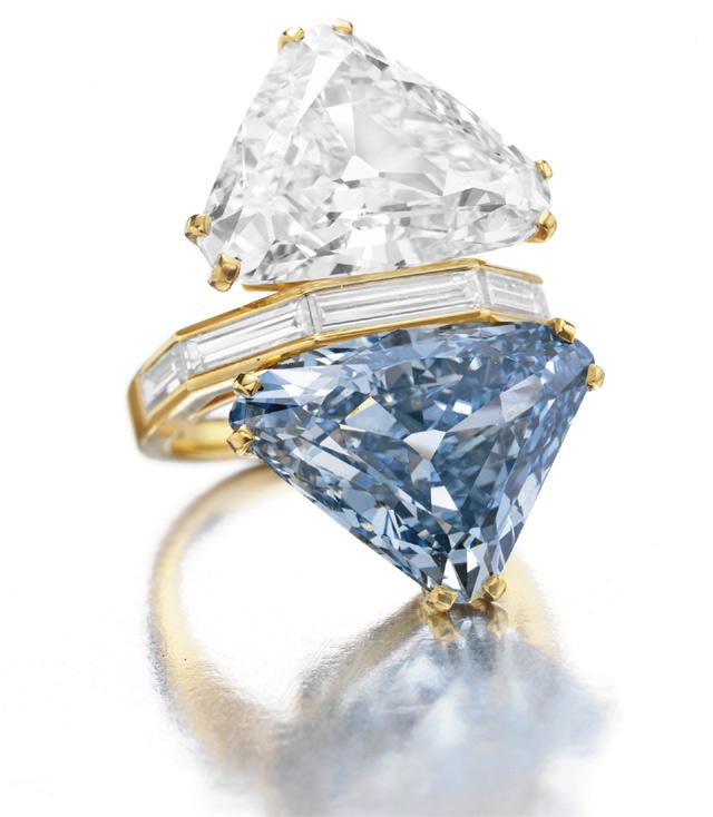 ブルガリ ブルーダイヤモンド
