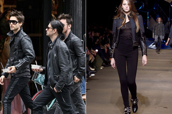 ブラック ファッション