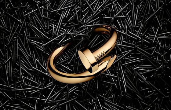 Cartier / JUSTE UN CLOU