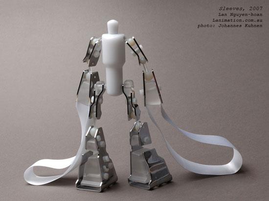 ロボット リング