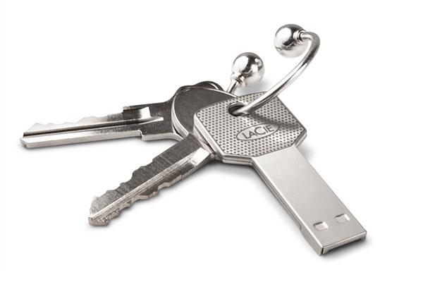 鍵 USBフラッシュメモリ