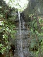 虚空蔵谷の滝(京田辺市大住)
