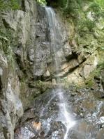 桃尾の滝(天理市)