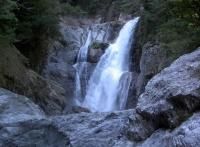不動七重の滝(一番下)