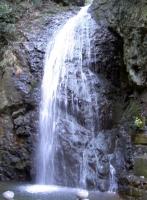 最明寺の滝