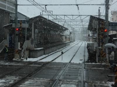京都 雪 修学院
