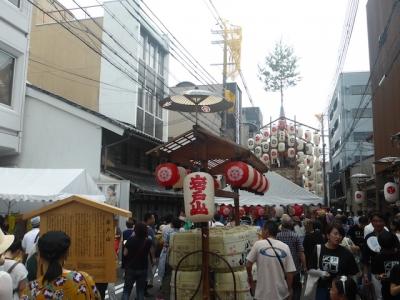 京都 祇園祭 岩戸山