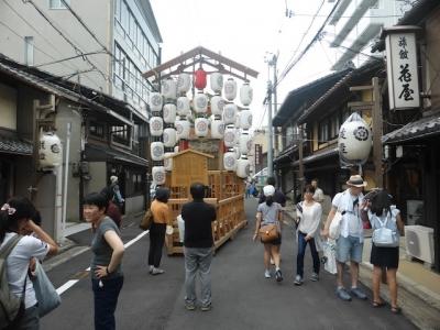 京都 祇園祭 木賊山