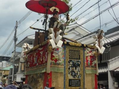 京都 祇園祭 伯牙山