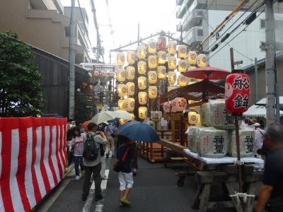 京都 祇園祭 船鉾