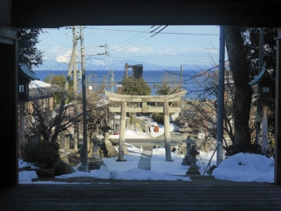 高島市 打下日吉神社