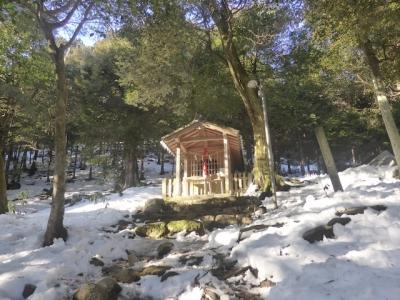 高島市 白鬚神社
