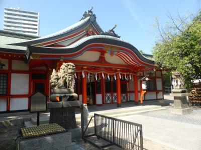 大阪市 玉造稲荷神社