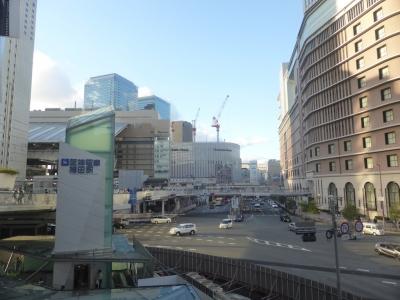 大阪 阪神梅田駅