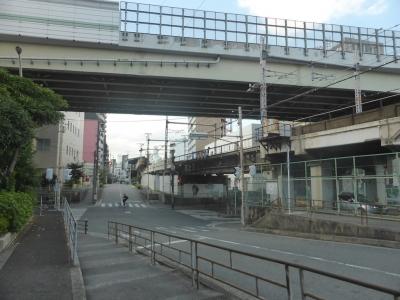 大阪市 天満 堀川