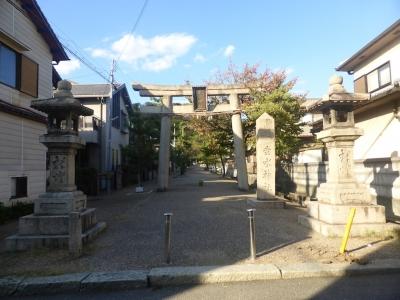 吹田市 垂水神社