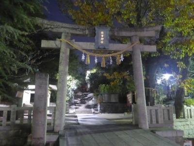 豊中市 長興寺住吉神社